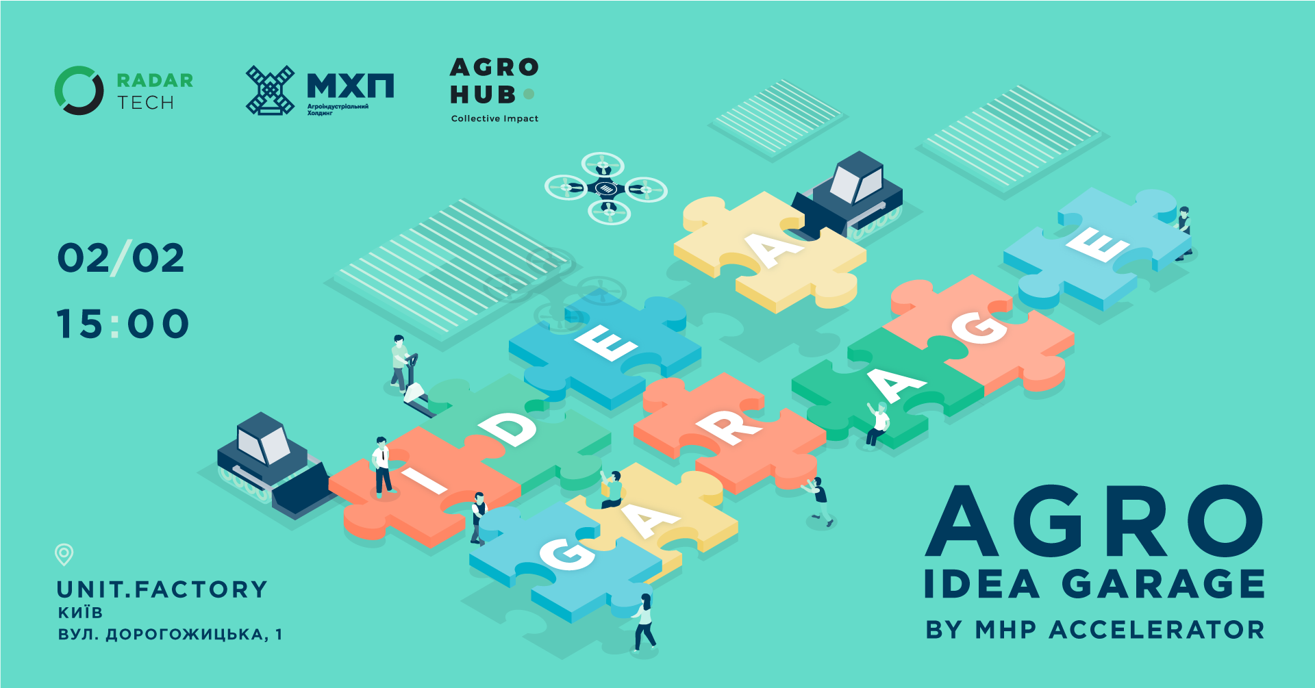 Agro Idea Garage by MHP accelerator